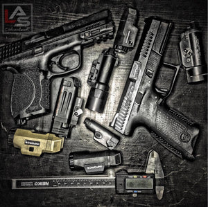 M2.0 compact CZ P10c Inforce APLc Inforce APL gen 1 gen 3 Steiner Optics DBAL-PL Streamlight TLR1