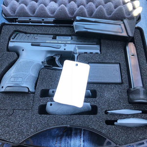 HK H&K VP9sk from Scottsdale Gun Club
