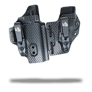 Staccato Appendix Rig AIWB LAS Concealment Holster and Mag