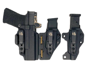 Ronin 3.0 holster and mag carrier - LAS Concealment