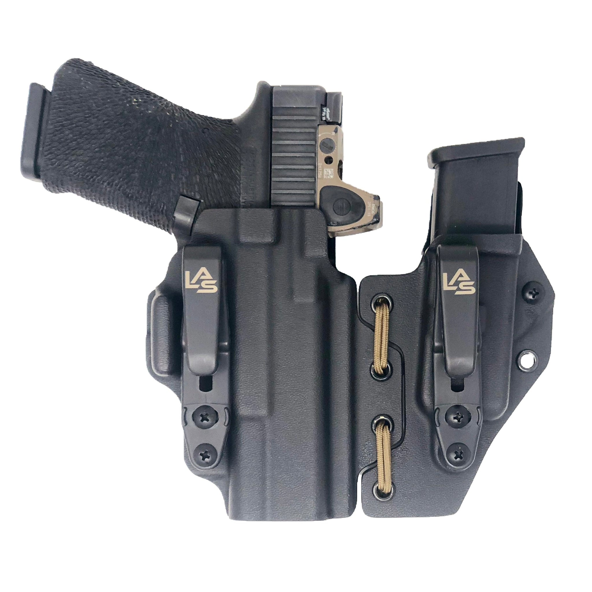 Loaded and Safe Concealment