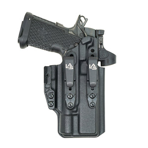 Staccato P XC IWB light bearing kydex holster