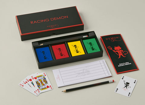 Demon Playing Cards