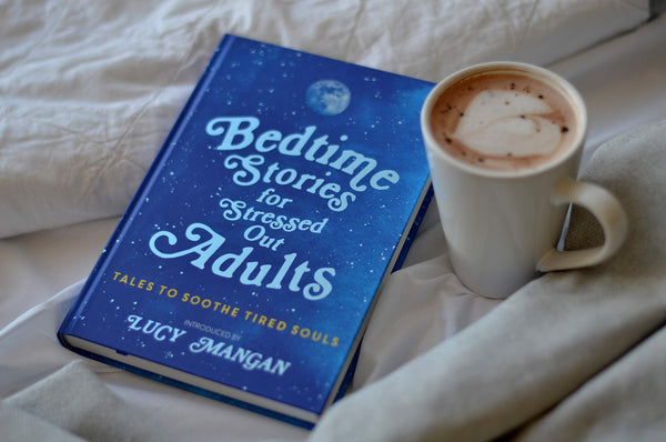 Bedtime Stories for Stressed out Adults (Hard Back) - Gifts For Nurses