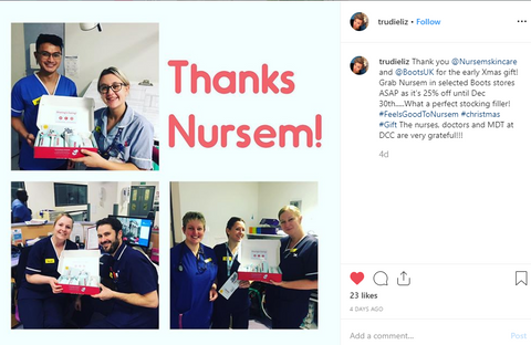 Nursem Promise Reaches 20,000+