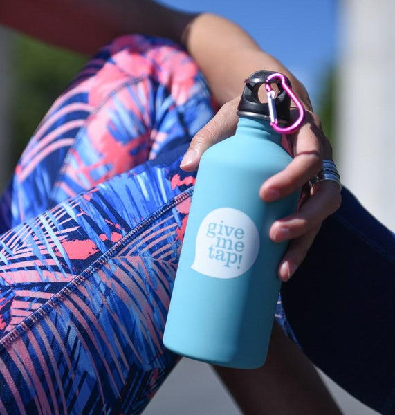 GiveMeTap - 500ml Water Bottle - Gifts For Nurses