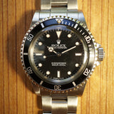 SOLD- 1988 Rolex 5513 Submariner