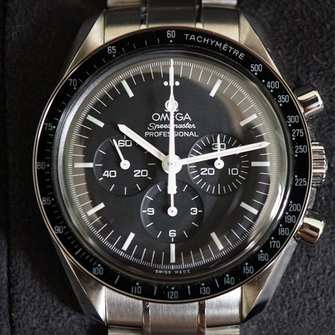 2020 Omega Speedmaster Moonwatch