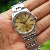 "SOLD- 1963 Rolex Oyster Perpetual 1007 ""Tropical"""