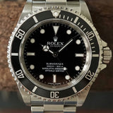 SOLD- 2010 Rolex Submariner 14060M