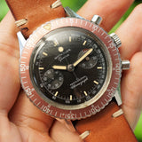 "SOLD- 1960s Wittnauer ""Lollipop"" Chronograph Ref. 239T 7004A"