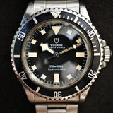 SOLD- 1971 Tudor Snowflake 7016/0 with Military Provenance