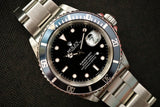 SOLD- 1990 Rolex Submariner 16610
