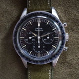 1962 Omega Speedmaster 105.002-62 with Alpha hands