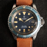"SOLD- 1979 Tudor Snowflake 94110 ""Blue Dial"""