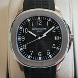 SOLD- 2017 Patek Philippe Aquanaut 5167A