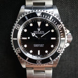 SOLD- 2000 Rolex Submariner 14060