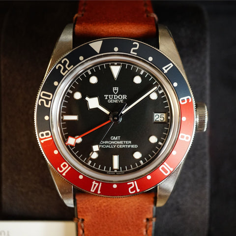 SOLD- 2019 Tudor Black Bay GMT 79830RB Box and Papers