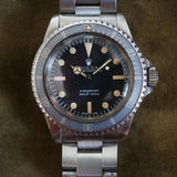 "1981 Rolex Submariner 5513 Maxi 3 ""Lollipop"" Box and Papers"