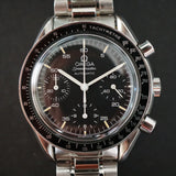 SOLD- 1993 Omega Speedmaster Reduced 3510.50.00 Box and Card