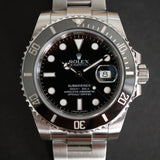 SOLD- 2015 Rolex Submariner 116610LN Complete Set