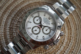 2002 Rolex Daytona 116520 light cream dial