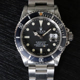 SOLD- 1983 Rolex Submariner 16800