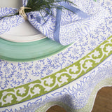 "Sweet Spring Tablecloth 60"" Round"