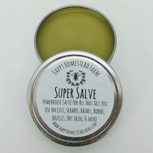 All Natural Super Salve
