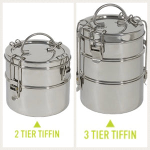 Tiffins - Two Sizes