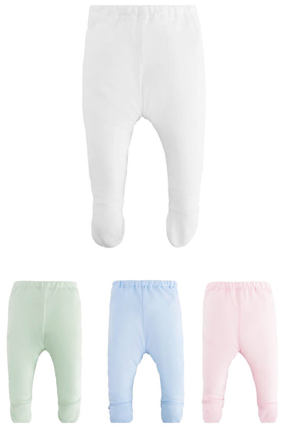 Infant Essentials - Footed Pant