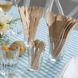 Veneerware Knives, Forks, Spoons