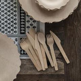 Veneerware Utensils
