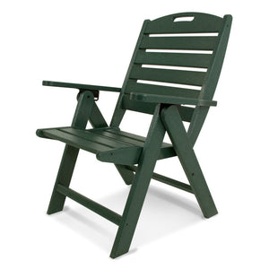 Nautical Highback Chair (NCH38)