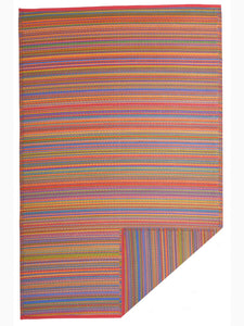 Recycled Plastic Outdoor Rugs Multicolor