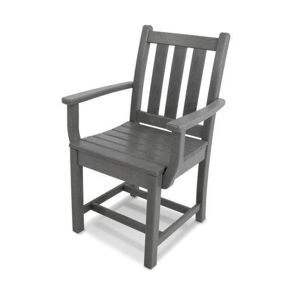 Traditional Garden Dining Chair  Armless or w/ Arms (TGD100/200)