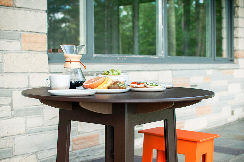 38 Inch Round Table.Fresh Air Round Table 38 Inch