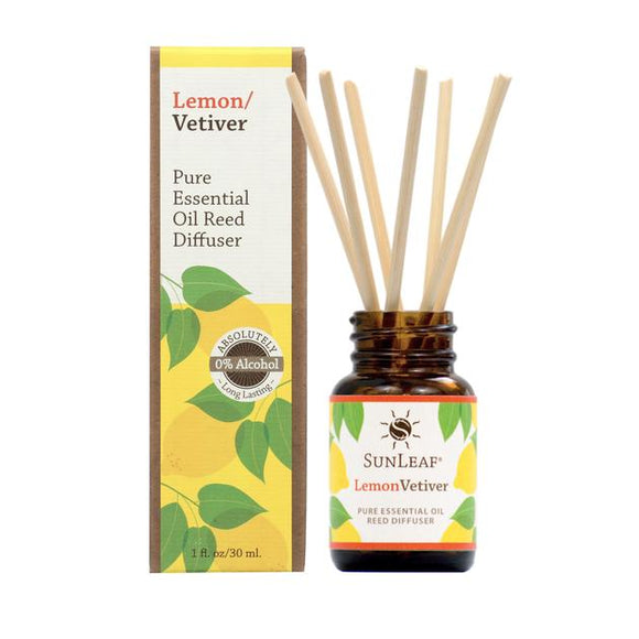 ALL Natural Essential Oil Reed Diffusers