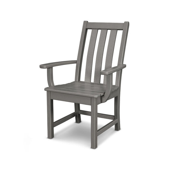 Vineyard Dining Chair - Armless or w/ Arms (VND130/230)