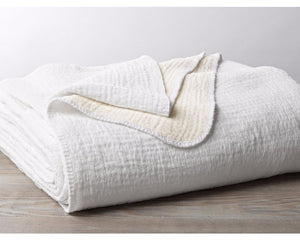 Cozy Organic Cotton Blanket