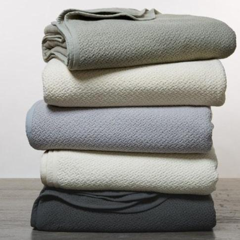 Honeycomb Organic Cotton Blanket