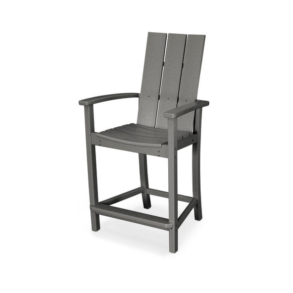 Modern Adirondack Counter Chair (MLD201)