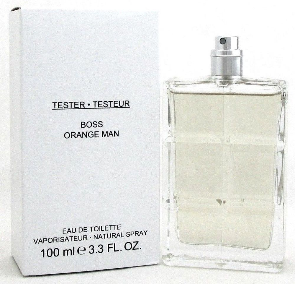 Boss Orange Man eau de toilette (TESTER BOX)