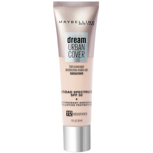 Maybelline Dream Urban Cover Full Coverage Protective Make-up