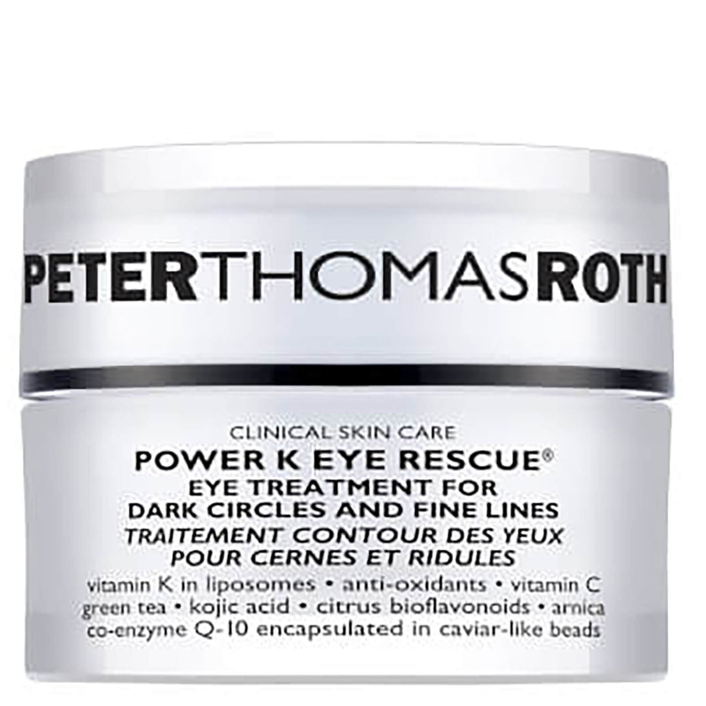 Peter Thomas Roth Power K Eye Rescue Eye Treatment For Dark Circles and Fine Lines