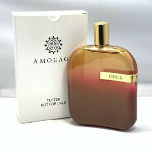 Opus X By Amouage Woman Eau de Parfum For Men  (TESTER BOX)