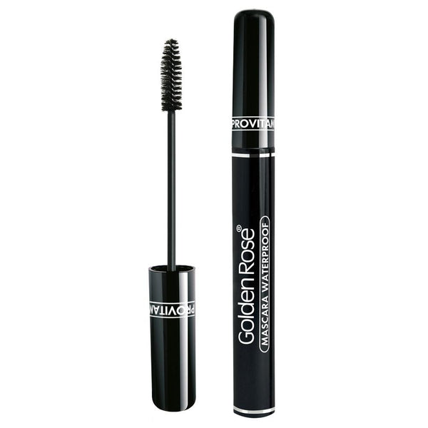 GOLDEN ROSE Volume provitamin Waterproof Mascara