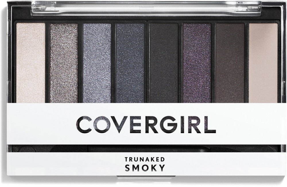 CoverGirl Trunaked Smoky Palette