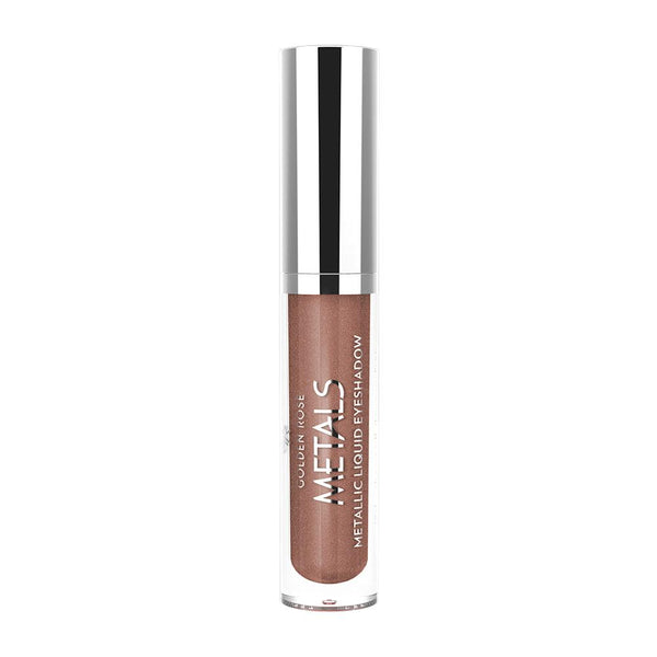 GOLDEN ROSE Metals Metallic Liquid Eyeshadow