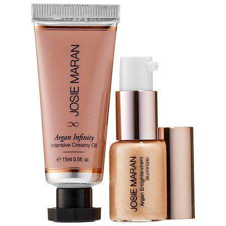 JOSIE MARAN Infinite Argan Enlightment Duo